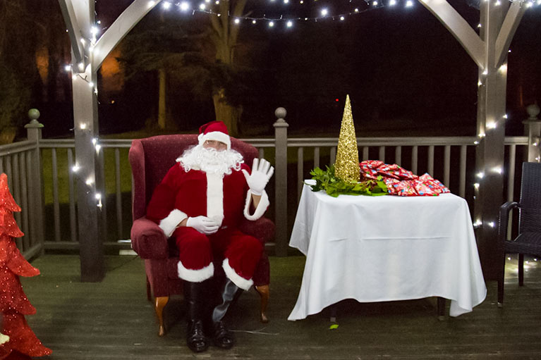 Christmas Celebrations at the Greenhill Hotel