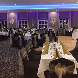 Christmas Parties at the Greenhill Hotel