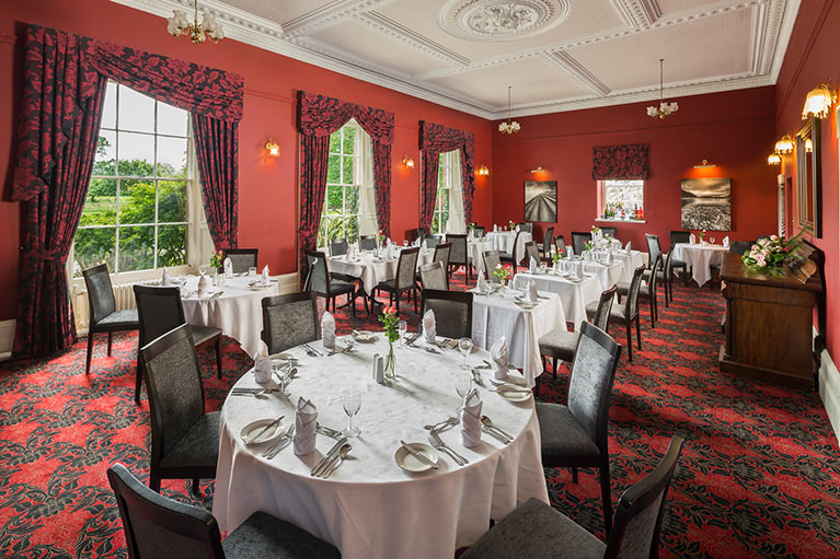 The Greenhill Hotel Restaurant