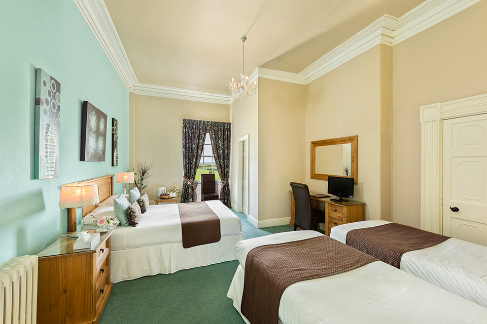 Greenhill Hotel - Room 6
